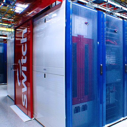 Datacenter SUPERNAP Italia